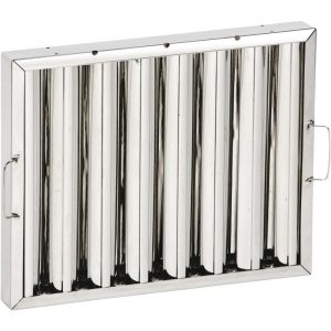 Kitchen Canopy Baffle Filter 495 x 495mm