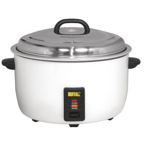 Buffalo Commercial Rice Cooker 10Ltr