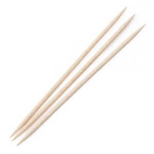 Fiesta Green Biodegradable Wooden Cocktail Sticks