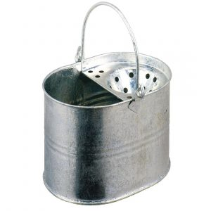 Jantex Galvanised Mop Bucket