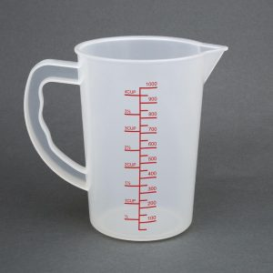 Vogue Measuring Jug 1Ltr