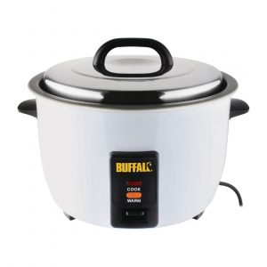Buffalo Commercial Rice Cooker 4Ltr