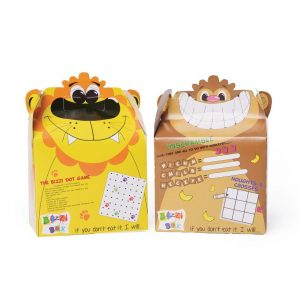Crafti's Kids Bizzi Boxes Assorted Zoo Lion and Monkey