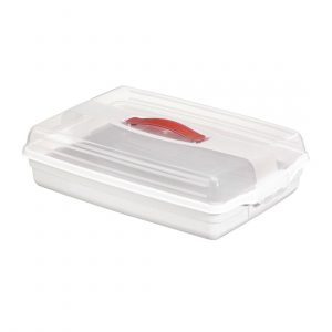 Curver Butler Party Box White 450mm