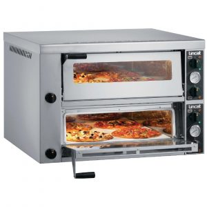 Lincat Double Deck Pizza Oven PO430-2-3P