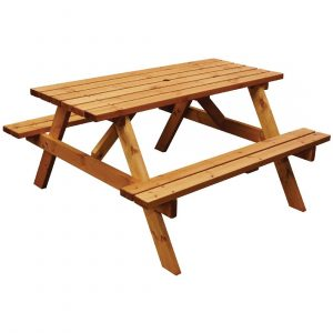 Anchor Fast 6 Seater Picnic Bench