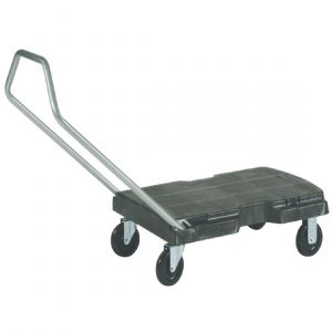 Rubbermaid Triple Trolley