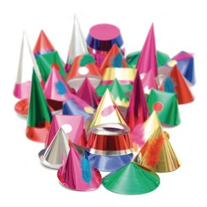 Rialto Adult Party Hats