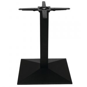 Bolero Rectangular Cast Iron Base