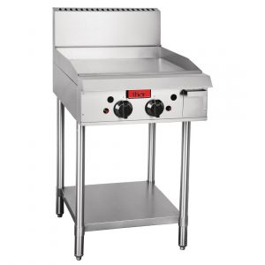 Thor Freestanding 2 Burner Natural Gas Griddle