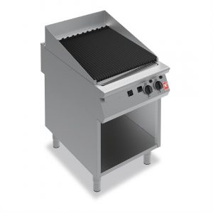 Falcon F900 Chargrill on Fixed Stand Propane Gas G9460