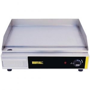 Buffalo Countertop Steel Plate Griddle
