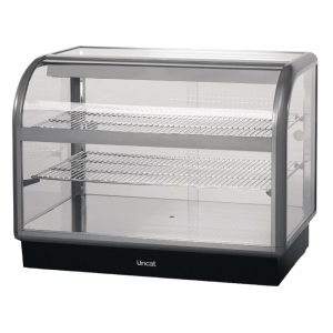 Lincat Seal 650 Curved Front Ambient Merchandiser C6A/100S