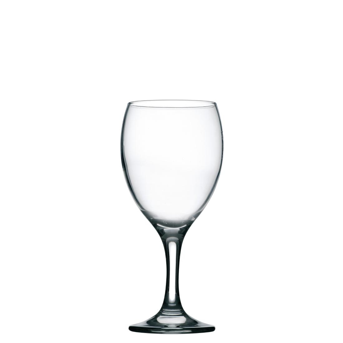 Utopia Imperial Wine Glasses 340ml CE Marked at 250ml
