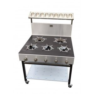 Commercial Gas Cookers