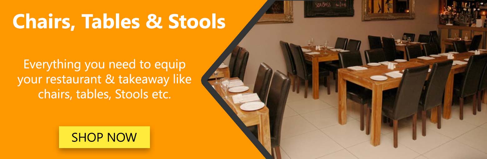 Chairs, Tables & Stools